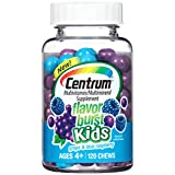 Centrum Flavor Burst Chews Mixed Fruit 1...