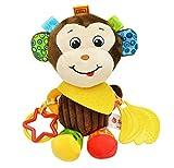 Strollway Cot Toys Karikatur-Tier-hängendes Kleinkind spielt Säuglingsbett-Krippen-Zubehör