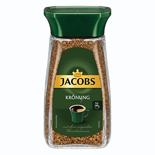 Jacobs Krönung Gold löskaffee vetro, 6confezioni (6x 100ml)