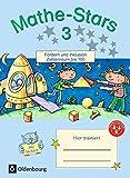 Mathe-Stars - Fördern und Inklusion: 3. Schuljahr - Zahlenraum bis 100: Übungsheft
