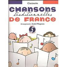 Chansons traditionnelles de France