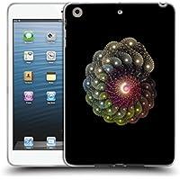 Ufficiale Sven Fauth Coral Frattali 2 Cover Morbida In Gel Per Apple iPad mini 1 / 2 / 3