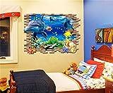 Decalcomanie da muro Adesivi, decorazione smontabile 3D Adesivo da parete Adesivi da parete in vernice Home Decor Wall Art Per Bambini Home Soggiorno Camera Camera da bagno Stanza da bagno Cucina Ufficio