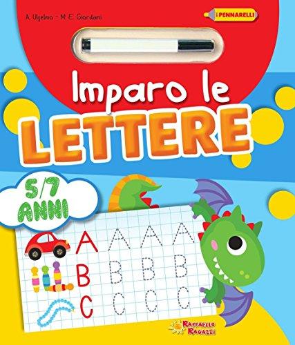 Imparo le lettere. Ediz. illustrata. Con gadget