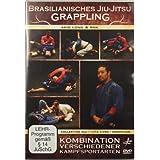 Brasilianisches Jiu-Jitsu Grappling - Kombination verschiedener Kampfsportarten