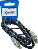 Schwaiger HDMI-Kabel: High Speed/Ethernet/Full HD &