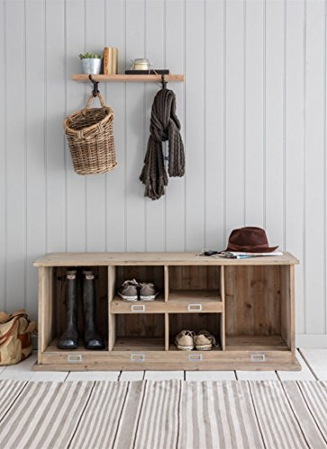 Cheap Garden Trading Chedworth Welly Locker – Natural Discount