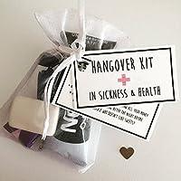 Hangover Kits, Survival Kits, Wedding Favours, Hen do gifts, Hen party Survival kits, wedding survival kits, bridesmaid gifts, party favours