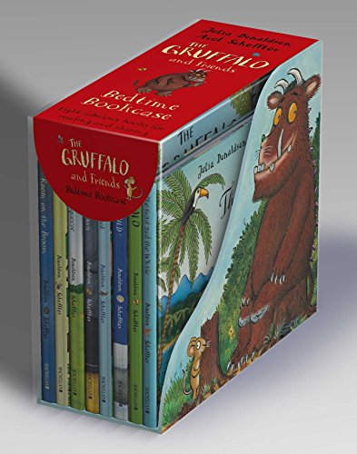 The Gruffalo and Friends Bedtime Bookcase por Julia Donaldson