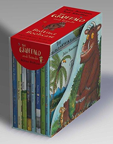 The Gruffalo and Friends Bedtime Bookcase por Julia Donaldson