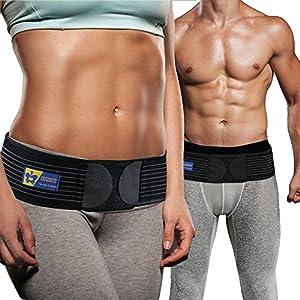 Sacroiliac Si Joint Support Hip Belt