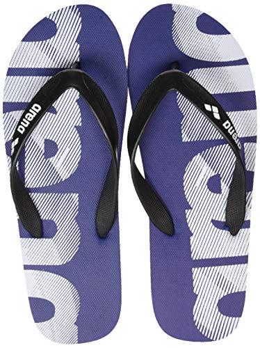 Arena arena flip flop ciabatte, unisex adulto, blu (blue), 39