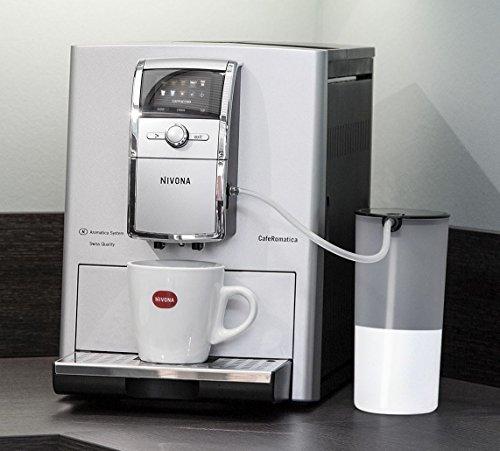 Nivona 300 800 842 CafeRomatica 842 Kaffeevollautomat Silber