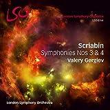 Scriabin: Symphonies No. 3 'The Divine Poem', No.4 'The Poem of Ecstasy'