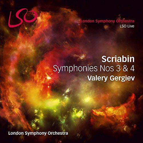 Scriabin: Sinfonien 3 & 4 (Scriabin-sinfonien)
