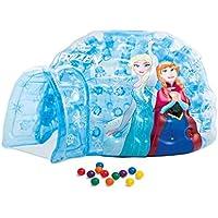 Intex - Iglú hinchable frozen Intex +12 bolas - 185x157x107 cm - 48670NP