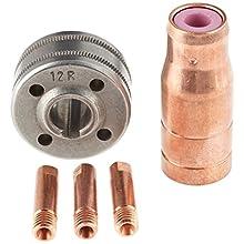 Gys - KIT DE SOUDAGE NO GAZ - Ø0.9-1.0mm - pour Fil Fourré