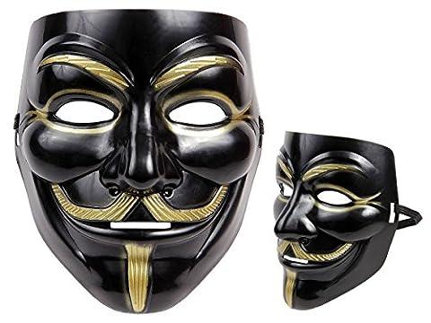 Adulte Femme Halloween - Masque horreur en plastique pour adultes et