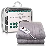 LIVIVO Electric Blankets & Mattress Toppers