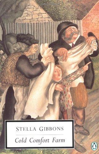 Cold Comfort Farm (Classic, 20th-Century, Penguin)