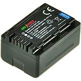 ChiliPower Panasonic VW-VBT190 Batterie (2100mAh) pour Panasonic: HC-V250/V550/V757/W858/V727/V520/510/210/110/V707/V500/V100/SD66/SD99