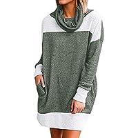 Hanomes Damen Winter Warme Langarm Pullover Casual Sweatshirt Pullover Mode Langarm Pullover Lange Tops Shirt... preisvergleich bei billige-tabletten.eu