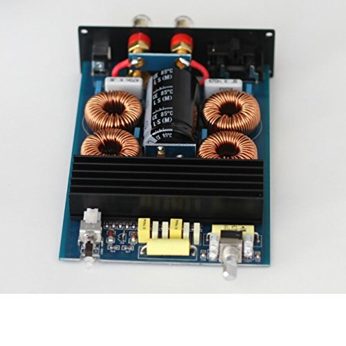 51MwGcIPU4L. SS500  - SMSL SA-98E 2x160W Big Power TDA7498E HIFI Stereo Digital Amplifier Silver