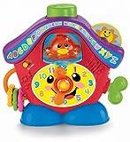 Mattel R7156-0 - Fisher-Price Lernspaß Uhr