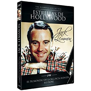 Jack Lemmon: Prisoner of Second Avenue (1975) / Dad (1989) - Region Free PAL Double-DVD