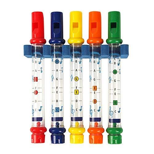 OFKPO Duschen Wasser Flöten,Baby/Kinder Musikinstrument Spielzeug Badespielzeug