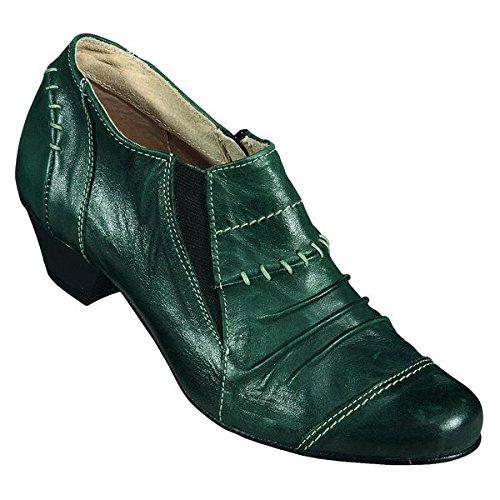 290227 Miccos shoes, escarpins femme Vert - Vert foncé