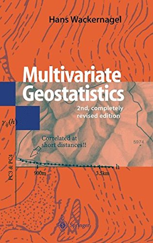 MULTIVARIATE GEOSTASTICS. : An introduction with Applications, 2nd completely revised edition par Hans Wackernagel
