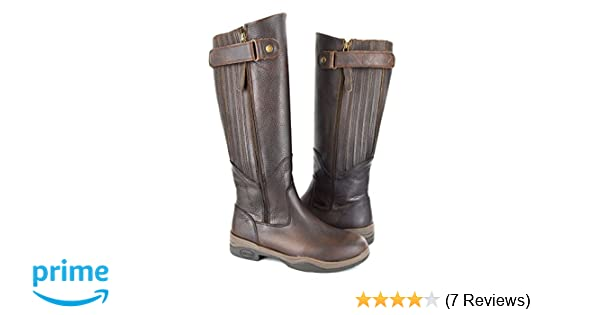5d3690c8ed0 Kanyon Gorse X Rider 2 Boots - Horse Riding Waterproof Outdoor Leather  Country  Amazon.co.uk  Sports   Outdoors