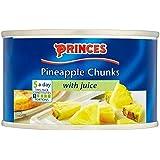 Morceaux D'Ananas Princes Dans 227G De Jus (Paquet de 4)
