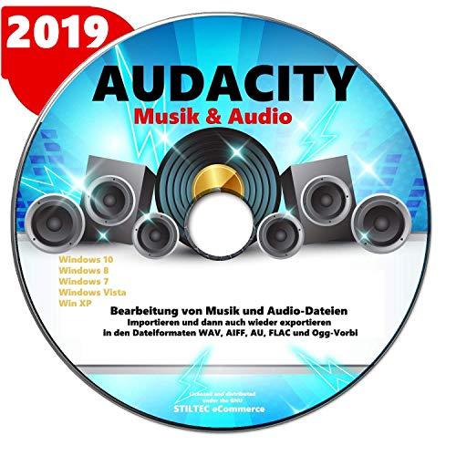Audiorekorder/ Audioeditor Das professionelle Tonstudio 2019