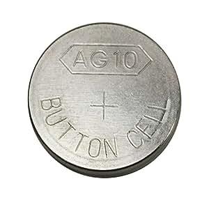 Camelion - AG10-BP10 - Pack de 10 Piles LR1130/AG10 - 1,5V