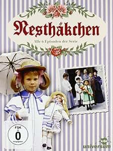 Nesthäkchen - Alle 6 Episoden der Serie [3 DVDs]