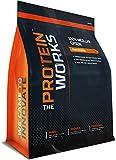 The Protein Works - 100% Caséine Micellaire – Idéale Pour le Coucher – Avec Cuillère et Shaker Gratuits - Chocolat Onctueux - 500g