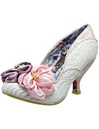 Juicy Jewels, Zapatos de Tacón Mujer, Rosa (Pink), 39 Irregular Choice