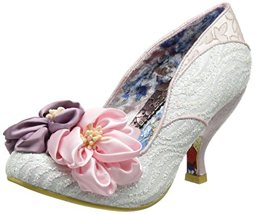 Irregular Choice Damen Little Peaches Pumps, Pink (Pink), 40 EU
