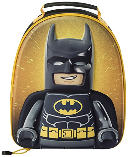 Price comparison product image THE LEGO BATMAN 3D LUNCH BAG BACKPACK CHILDRENS SCHOOL TRIPS 9032