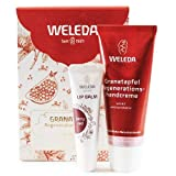 Weleda Beauty-Set - Handcreme + Lip Balm Berry Red Limitierte Edition