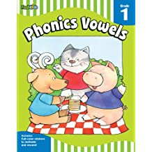 Phonics Vowels: Grade 1 (Flash Skills)