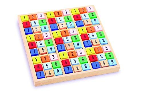 Small Foot Design 2117 - Lernspiel - Sudoku