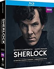 Sherlock Definitive Edition (Stagione 1-4 + L'Abominevole Sposa) Blu-Ray
