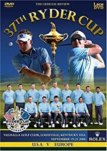 The 37th Ryder Cup - Official Review [Import anglais]