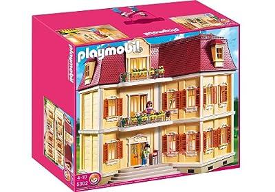 Casa de muñecas de Playmobil (5302)