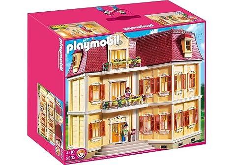 Grande Maison Playmobil - Playmobil - 5302 - Jeu de construction