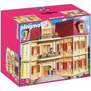 Playmobil    Jeu De Construction  Maison De Ville AmazonFr