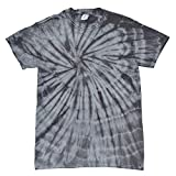 Colortone - Unisex Batik T-Shirt 'Spider'/Spider Silver, XXL